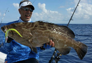 Pro Talk: Best Jigs for Grouper Fishing