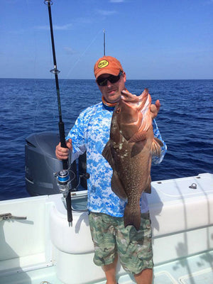 How-To: Diamond Jigs & Hogy Eel Teasers for Deep Water Grouper