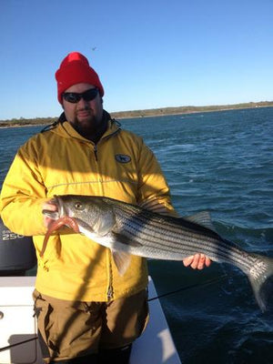 Pro Talk: Top Tips for Early Season Schoolie Stripers