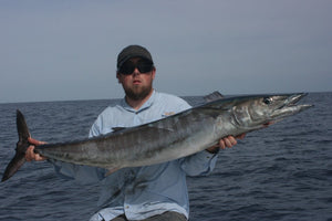 Pro Talk: Jigging Deepwater Wrecks for North Carolina Wahoo
