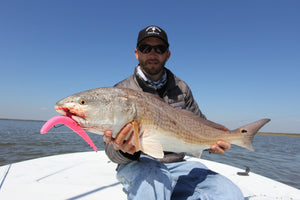 Pro Talk: Tips for Winter Charleston Redfish