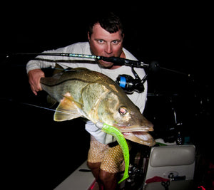 Pro Talk: Heavy Swim Baits for Inlet Snook