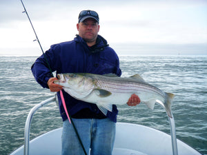 Q&A: Best Lures for LI Sound Striper Jigging and Trolling