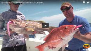 How To: Deep Drop Soft Baits for Grouper and Snapper
