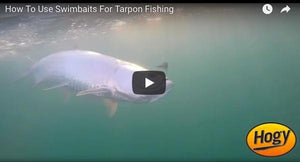 How To Fish Large Swimbaits for Tarpon