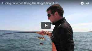 How-To: Sand Eel Soft Baits for Stripers