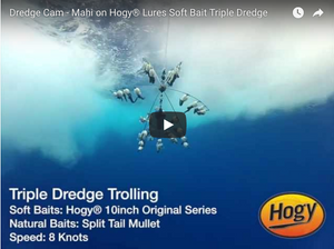 Video: Soft Bait Triple Dredges for Marlin, Mahi and Sailfish