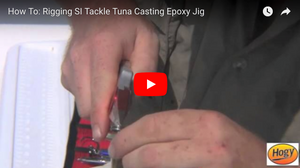 How To Rig Jigs for Tuna