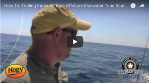 How-To: Offshore Bluewater Tuna Trolling South of Martha's Vineyard
