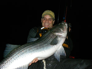 Pro Talk: Monster Striped Bass in Boston Harbor with Slappy
