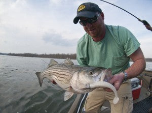 How To: Top Three Trolling Lures for Spring Stripers