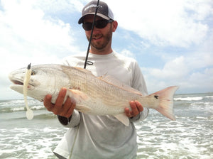 Pro Talk: Redfish in the Surf with Tucker Blythe