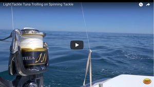 Run and Gun for Bluefin Tuna South of Martha's Vineyard