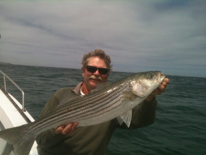 How-To: Early Season Nantucket Flats Stripers with Capt. Harold Herrick