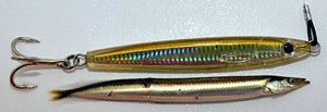 Striper Baits: Best Sand Eel Imitations #117