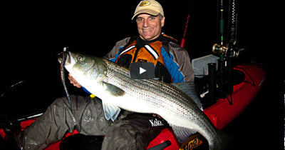 Video: Boston Harbor Kayak Bass