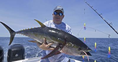 Video: 7-Rod Canyon Tuna Spread