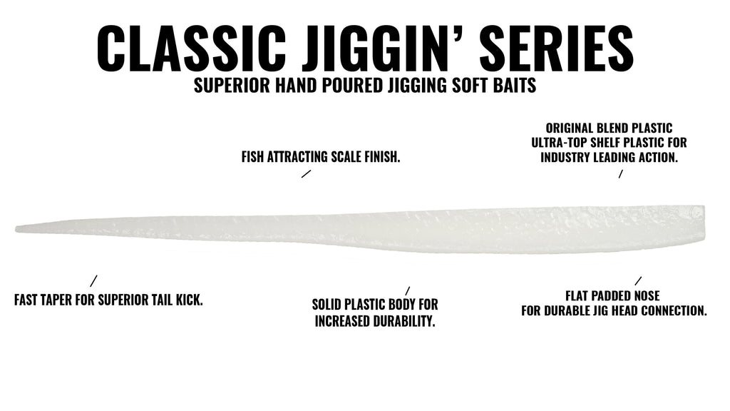 hogy classic jigging soft bait diagram