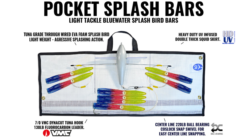 hogy pocket splash bird trolling lure diagram