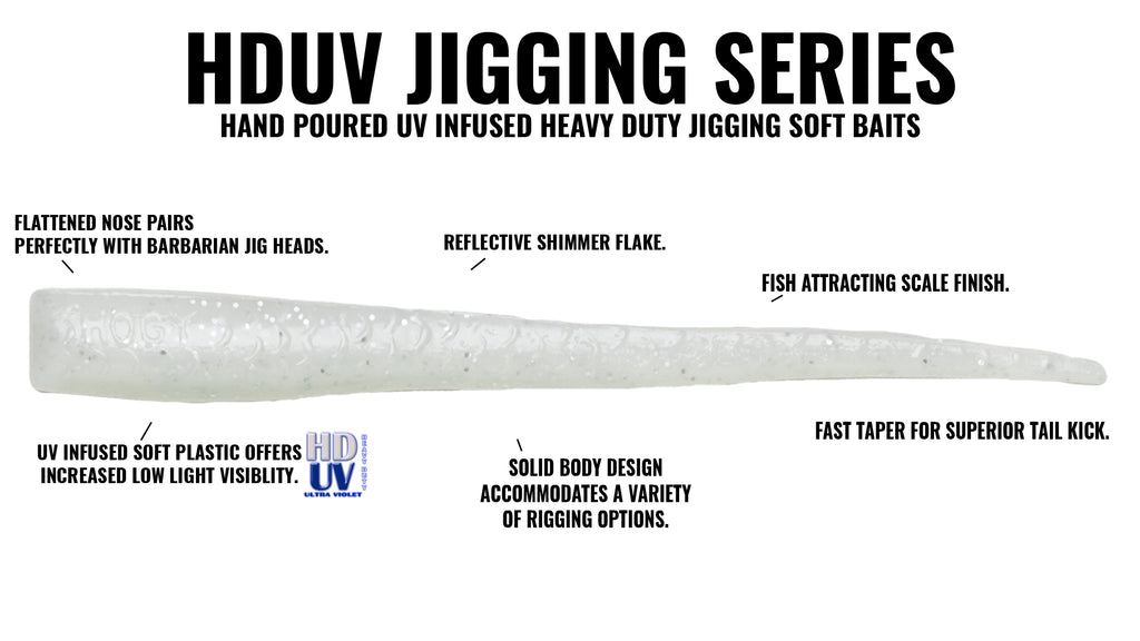 hogy hduv eel tail diagram