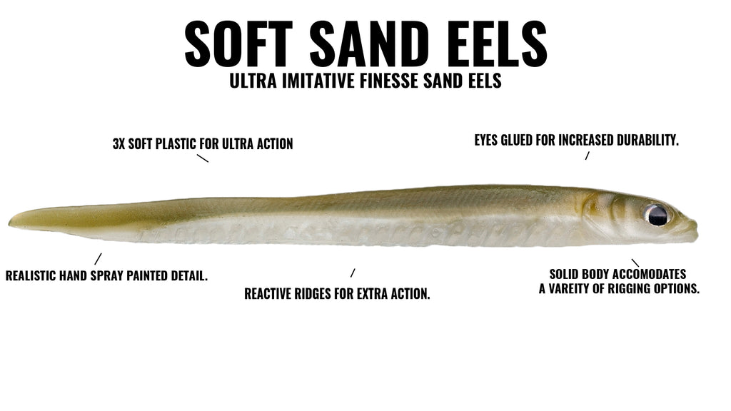 hogy soft sand eel diagram