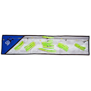 "6"" Flexi Bar: (40"" Bar) Green Mack-Hogy Lure Company Online Shop"