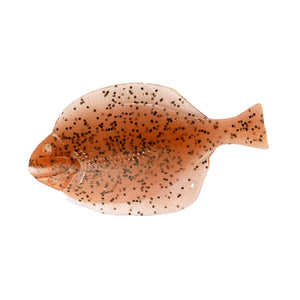 "Flounder 5"" (3pack) Amber-Hogy Lure Company Online Shop"
