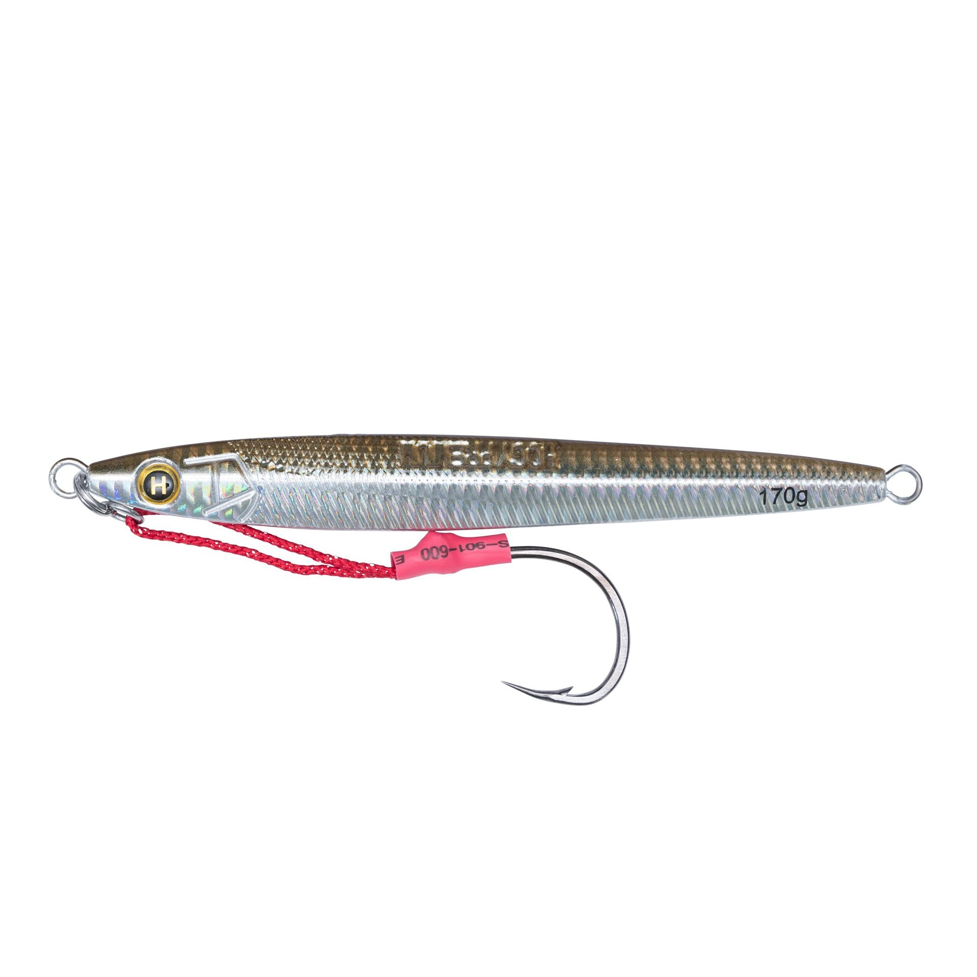 Sand Eel Jig with Assist Hook