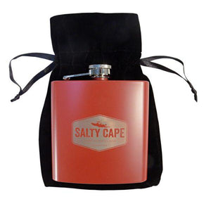 Salty Cape Flask: Red