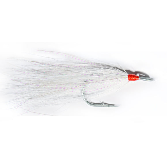 VMC 9171 White Bucktail 6/0-Hogy Lure Company Online Shop