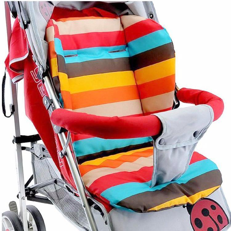 Reversible Stroller & Car Seat Cushion