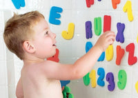 Waterproof Alphabet Letters