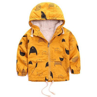 Fleece Fox Jacket
