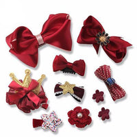 Assorted Hair Clips/10ct