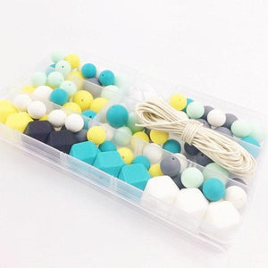 DIY Teething Necklace Kit