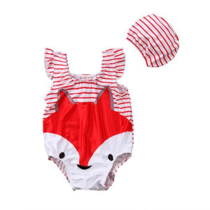 Baby Fox One-Piece