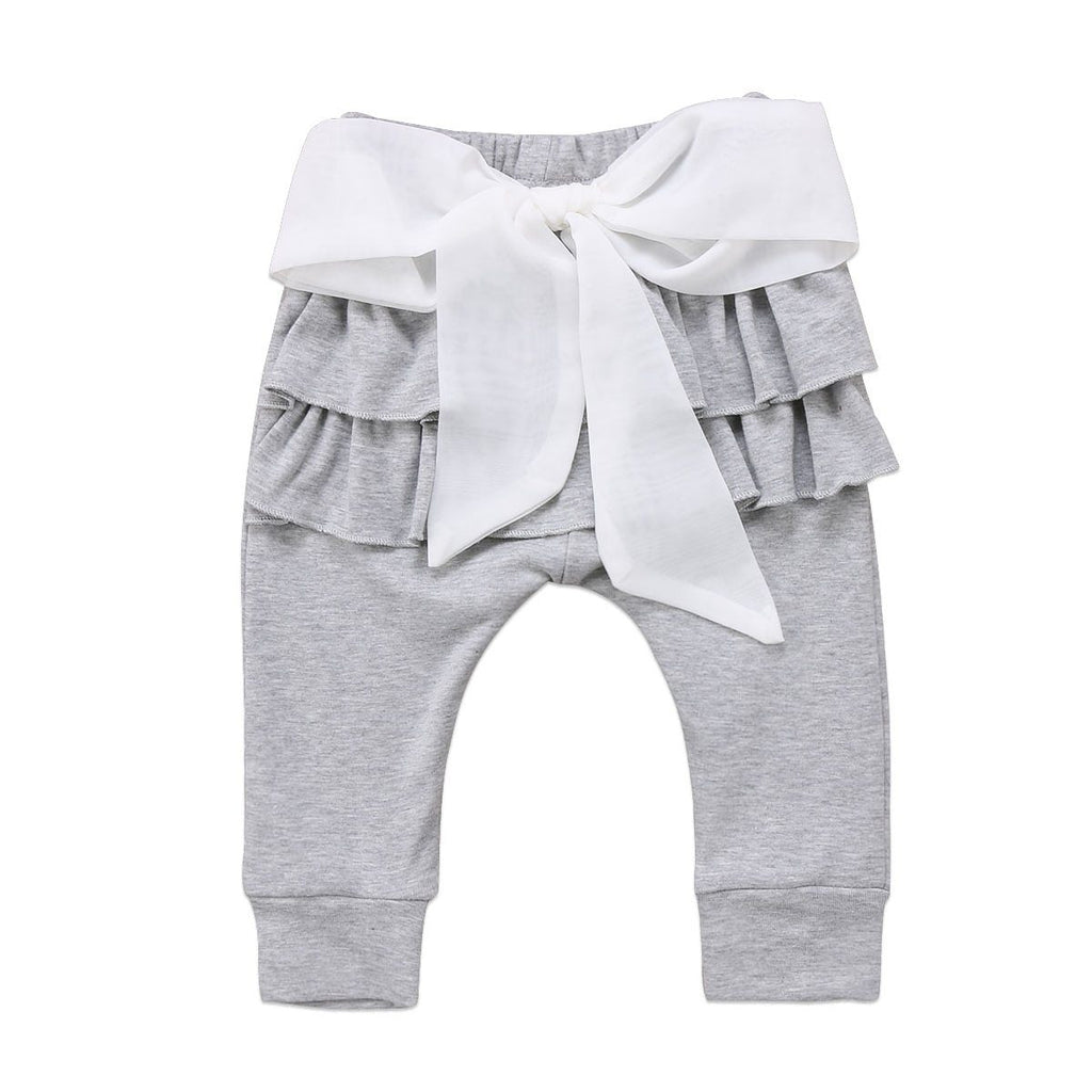 Ruffle Bottoms with Bow