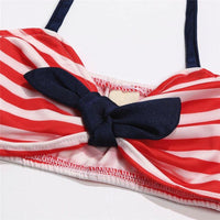 Anchor's Away Girl Swimsuit