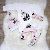 Unicorn Set - 4 Pieces