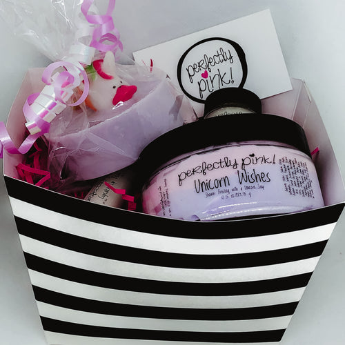 Unicorn Wishes Basket
