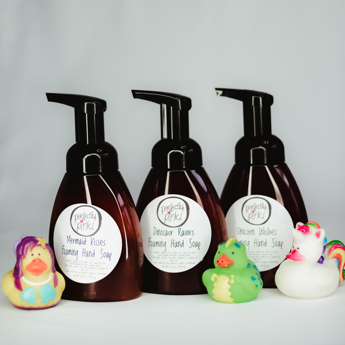 Kid-Inspired Foaming Hand Soap