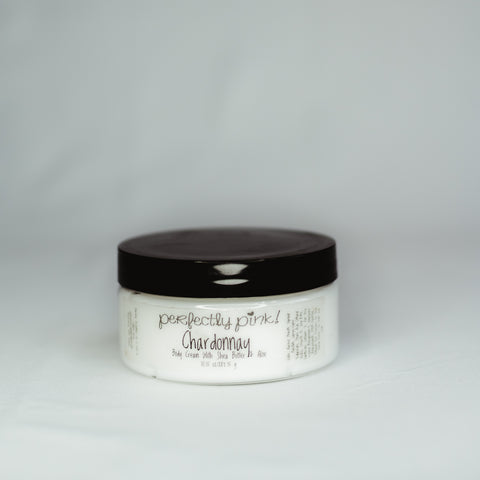 Wine-Inspired Body Cream