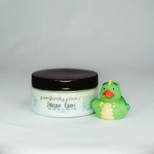 Kid-Inspired Body Cream