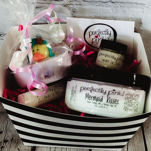 Mermaid Kisses Basket
