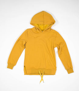 "Ionia Hoodie in ""Curry Yellow"" - Resistant By Nature"