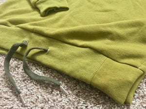 Ionia Hoodie in Golden Lime