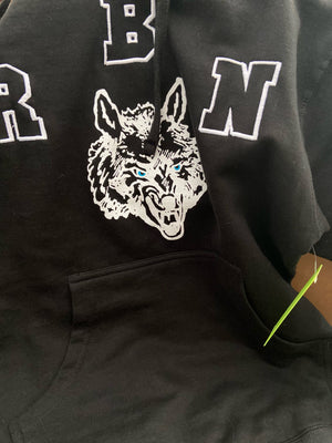 RBN Embroidered Hoodie
