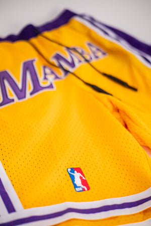 "Mamba Shorts ""HOME"""