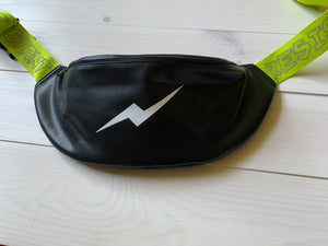 RBN Shoulder bag w/ neon strap