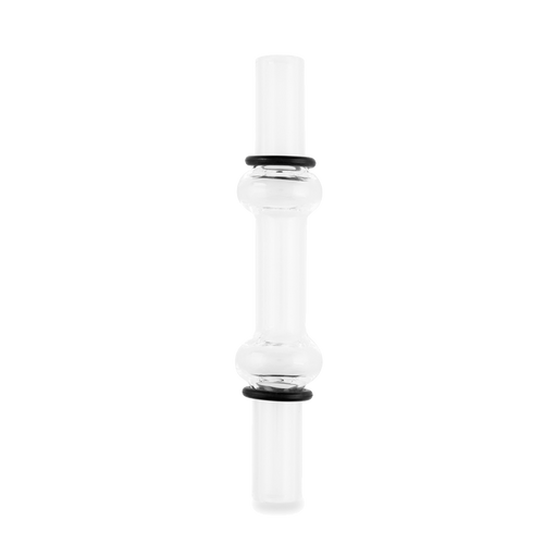 Extreme Q Frosted Glass Balloon Mouthpiece